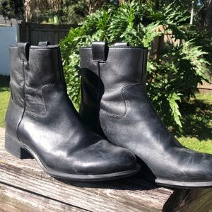 Nine West Moto boots